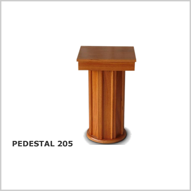 pedestal-205