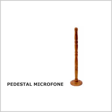 pedestal-microfone